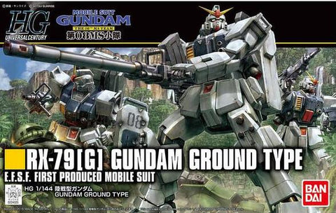 HG - Gundam Ground Type