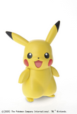 Pokemon Plamo Model Kit: Pikachu