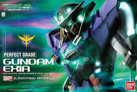 PG - Gundam Exia (Lighting Model)
