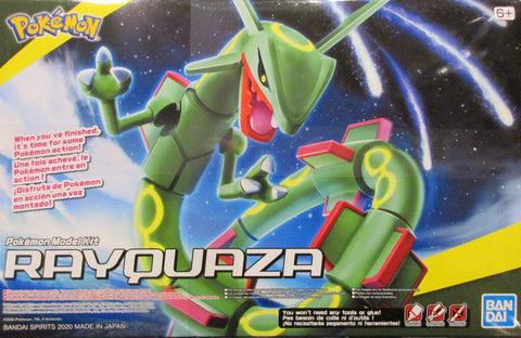 Pokemon Plamo Model Kit: Rayquaza