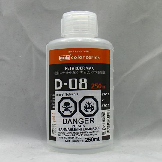 D-08 RETARDER MAX (250ml)