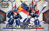 SD - Cross Silhouette Great Mazinger