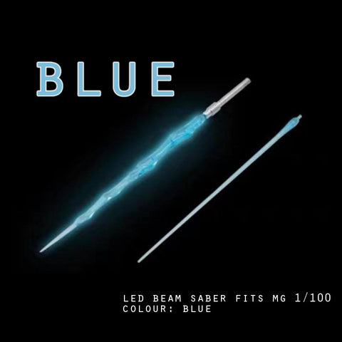 LED Beam Saber fits MG 1/100 (Blue)