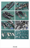 Madworks S16 Etching Parts for MG FAZZ ver. Ka