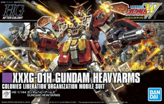 High Grade: Gundam Wing