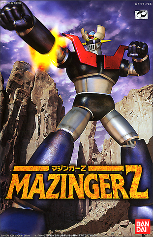 Mechanic Collection Mazinger Z