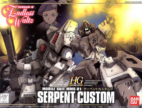 HGWG - Serpent Custom