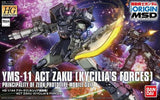 HGTO - Act Zaku (Kycilia's Forces)