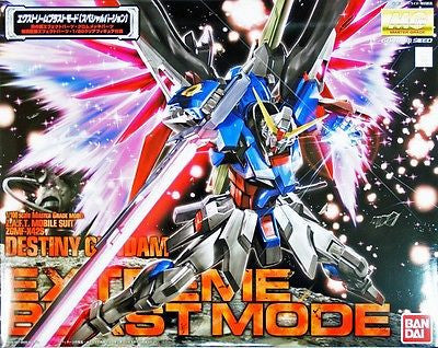 MG - Destiny Gundam Extreme Burst Mode