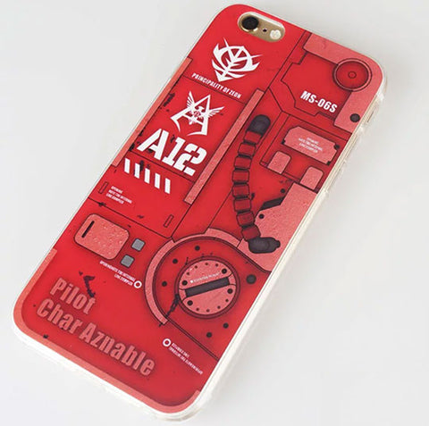 iPhone 6 / 6S Plus Case (Char's Zaku)
