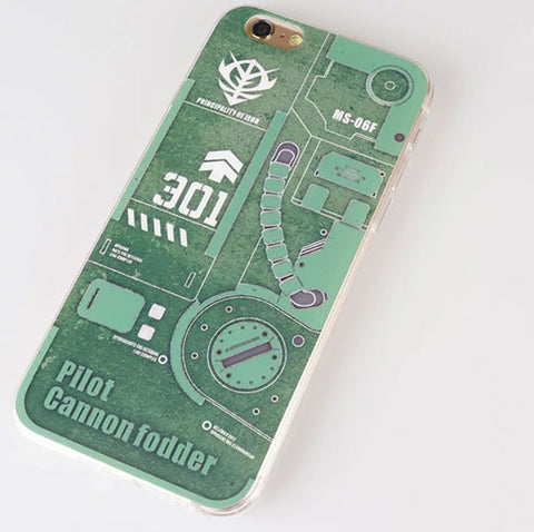 iPhone 6 / 6S Case (Zaku)