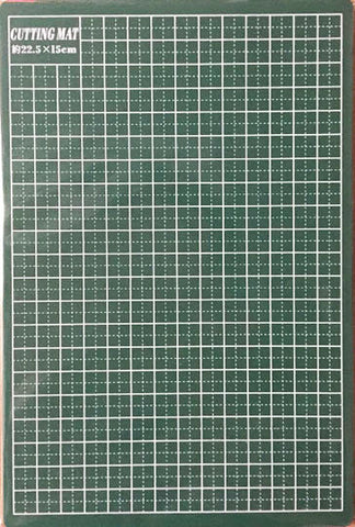 Green Cutting Mat (A5 Size)