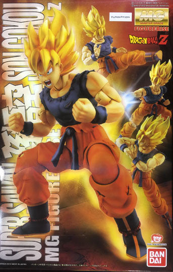 1/8 MG Figurerise Super Saiyan Son Goku
