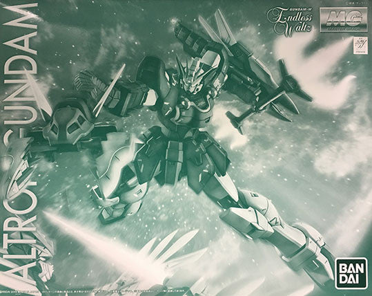 MG - Altron Gundam [P-Bandai Exclusive]