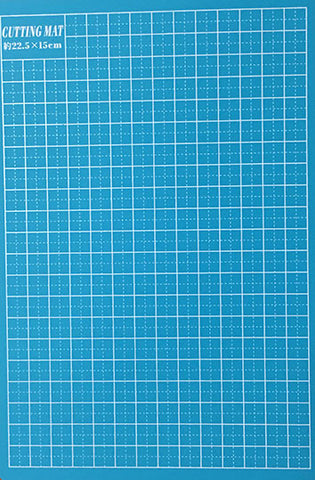 Blue Cutting Mat (A5 Size)