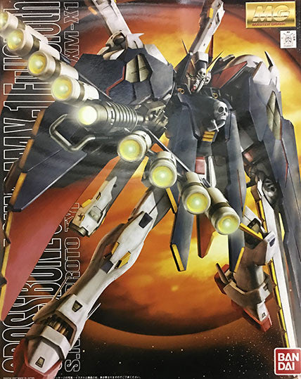 MG - Crossbone Gundam X-1 Full Cloth
