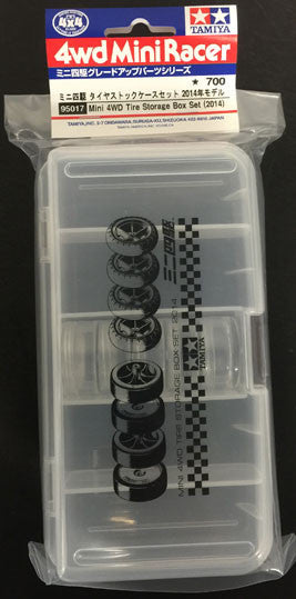 95017 Tire Stock Case Set