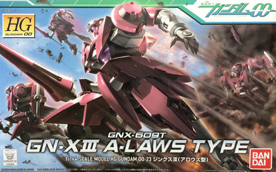 HG00 - GN-X III A-Laws Type