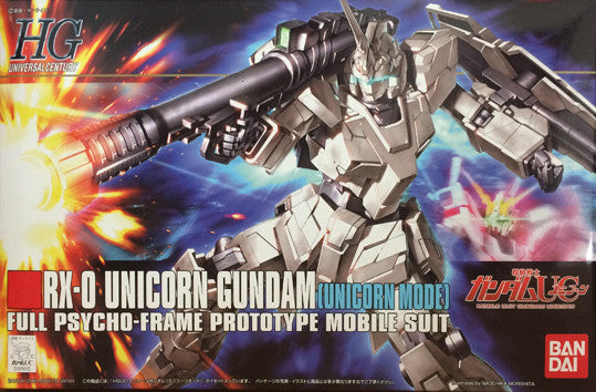 HG - Unicorn Gundam (Unicorn)