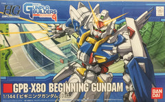 High Grade: Gunpla Builders