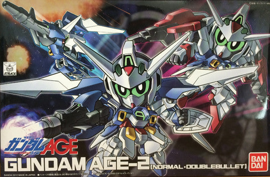 SD - Gundam AGE-2(Normal/Double Bullet)