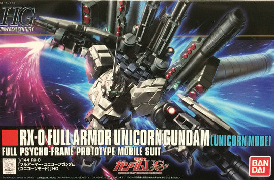 HG - Full Armor Unicorn Gundam Unicorn Mode