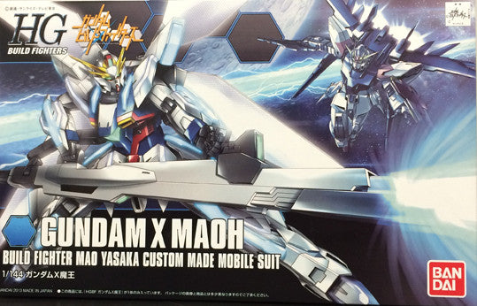 HGBF - Build Gundam X Maoh