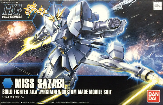 HGBF - Build Miss Sazabi