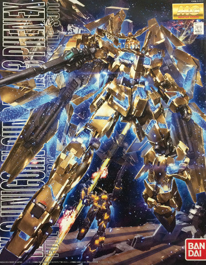 MG - Unicorn Gundam 03 Phenex (Fenix)