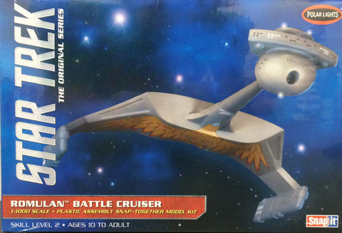 1/1000 Romulan Battle Cruiser