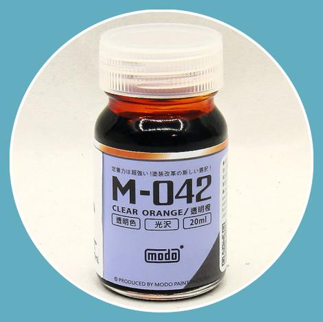 M-042 CLEAR ORANGE (20ml)