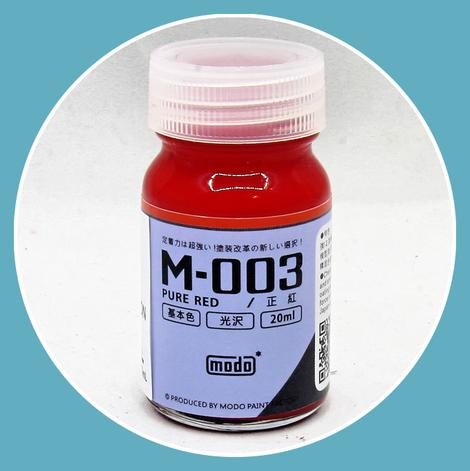 M-003 PURE RED (20ml)