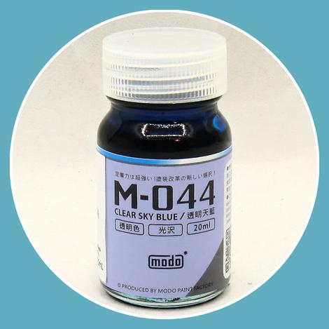 M-044 CLEAR SKY BLUE (20ml)