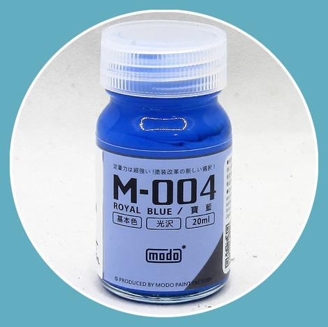 M-004 ROYAL BLUE (20ml)