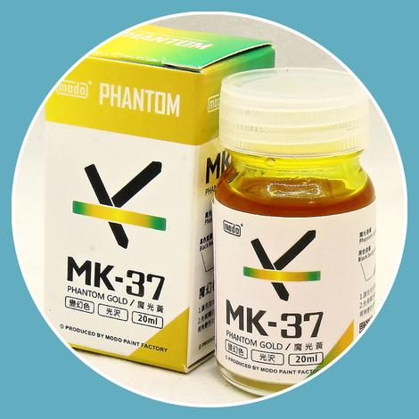 MK-37 PHANTOM GOLD (20ml)