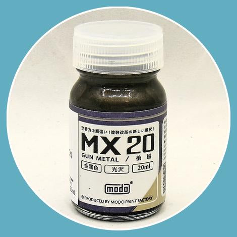 MX-20 GUN METAL (20ml)
