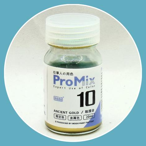 PM-10 ANCIENT GOLD (20ml)