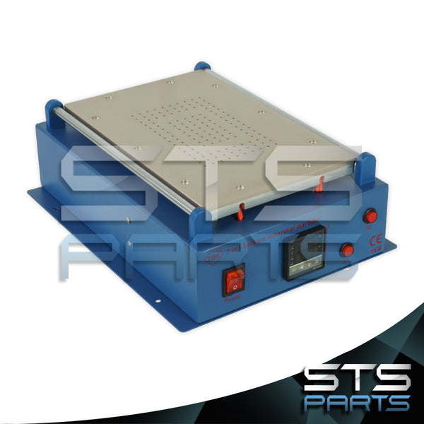 14 inch LCD Separator Machine with Built in Vacuum Pump
