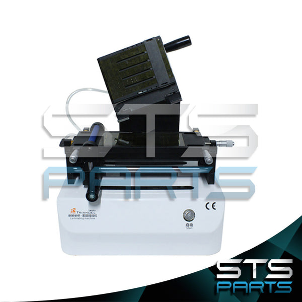 Precision OCA / Polarizer Laminating Machine with built-in Vacuum Pump