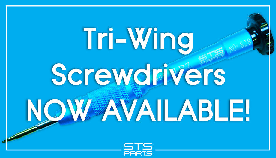 Tri Wing Screwdriver
