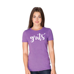 "Grits - ""Girls Raised In The South"" t-shirt"