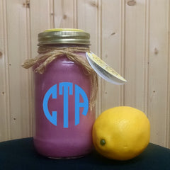 Candles - 24oz Mason Jar
