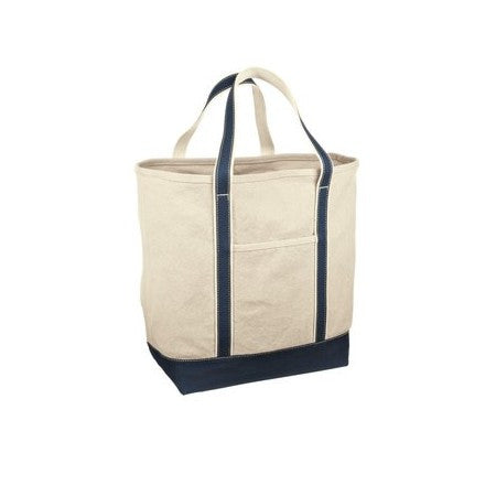 Red House - Large Heavyweight Canvas Tote Bag