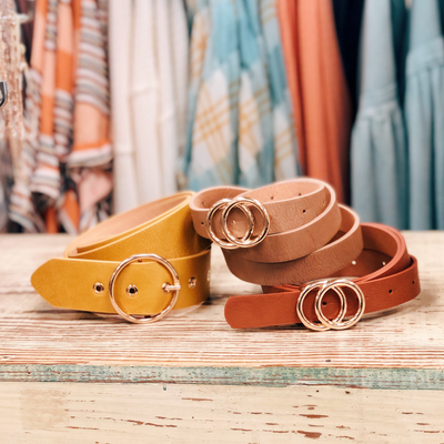 Best Seller: Double Circle Belt