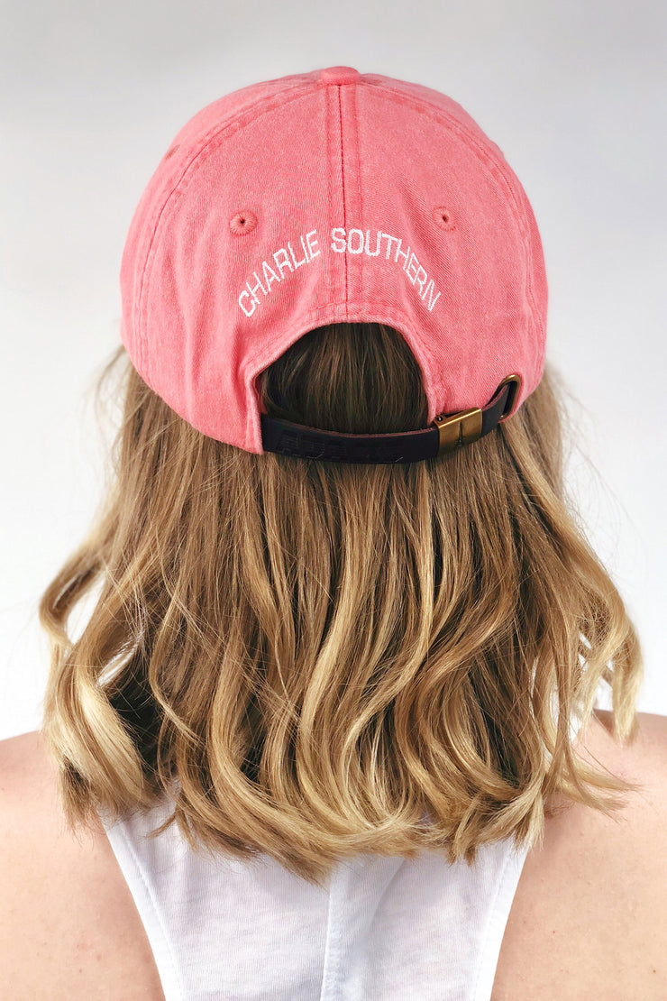 38f5667964f413 Charlie Southern Retro State Hat in Faded Coral – Groovy's