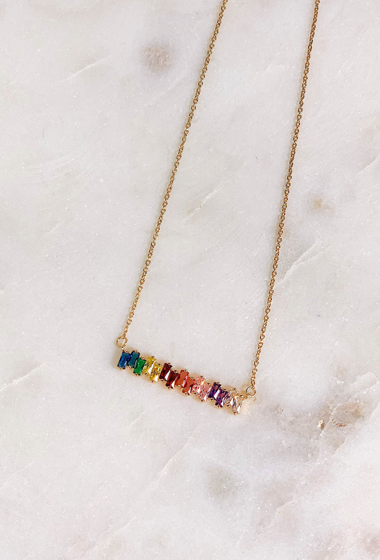 Colorful Groovy Pendant