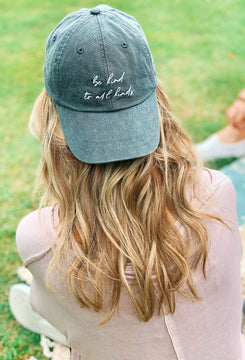 NOON:30 Be Kind to All Kinds Hat