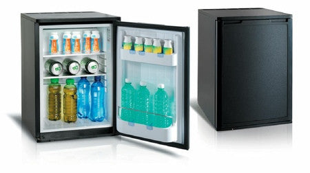 Vitrifrigo C420P NEXT DM - Minibar a compressore, 40 lt, porta pannellabile, luce interna LED