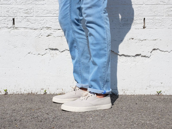 Cuffed Summer Jeans