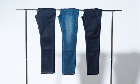 How to wash skinny jeans without shrinking